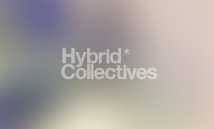 Hybrid*Collectives | logo